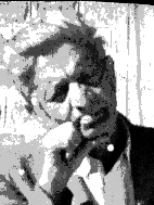 Artist S.H.Godbole  photographed by his grandson Artist Mumbiram