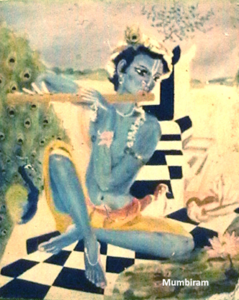 Mumbiram's iconic vision of Krishna – Part 1
