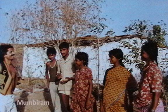 The Day Mumbiram Danced for Pangya - Mumbiram