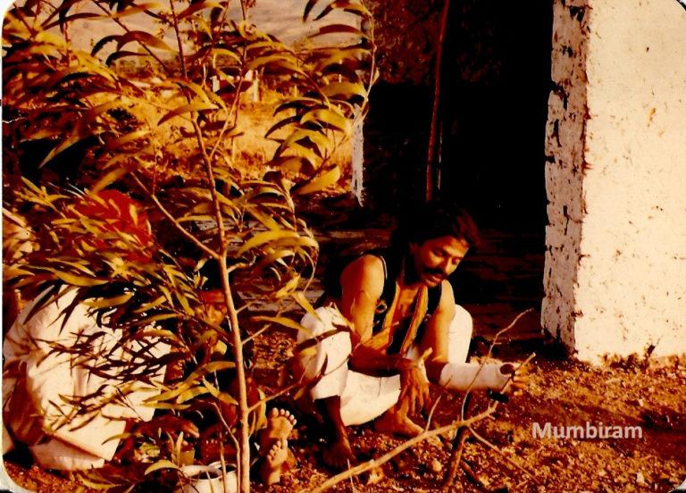 The Day Mumbiram Danced for Pangya